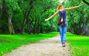 Прогулки на свежем воздухе при трахеите