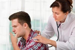 Причины и симптомы хронического трахеобронхита