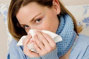 Чем лечить простуду в носу