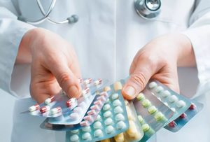 Противовирусные таблетки
