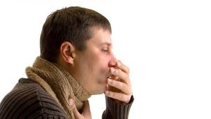 Не проходит кашель