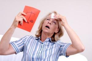 Климакс у женщин - симптомы