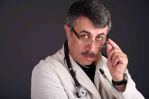 Мнение доктора Комаровского о высокой температуре у ребенка